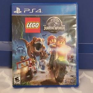 .PS4 Lego Jurassic World